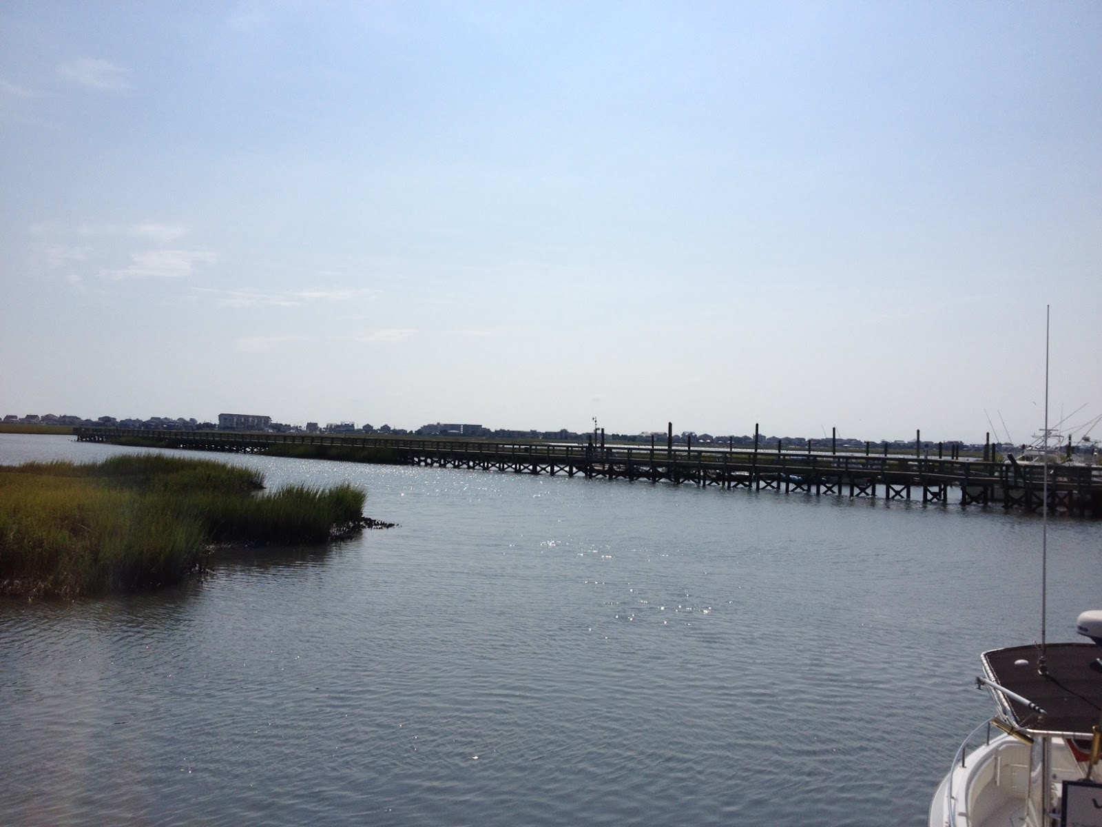 4 women who love 2 travel the marsh walk of murrells for Murrells inlet sc fishing