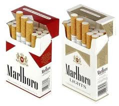New type of cigarettes More