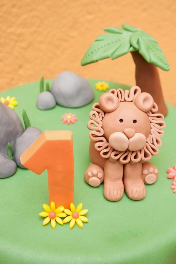 tarta-modelada-fondant-jungla
