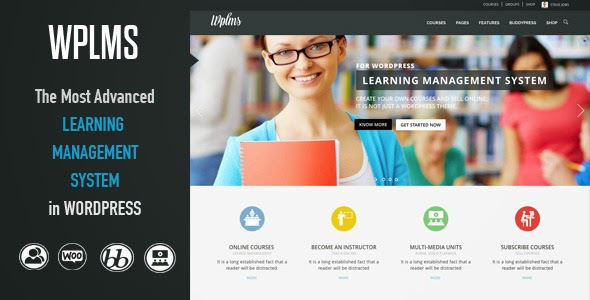 WPLMS - WordPress Learning Management System