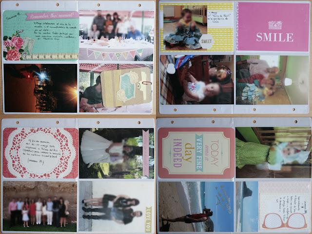 Project life - maqueta sencilla