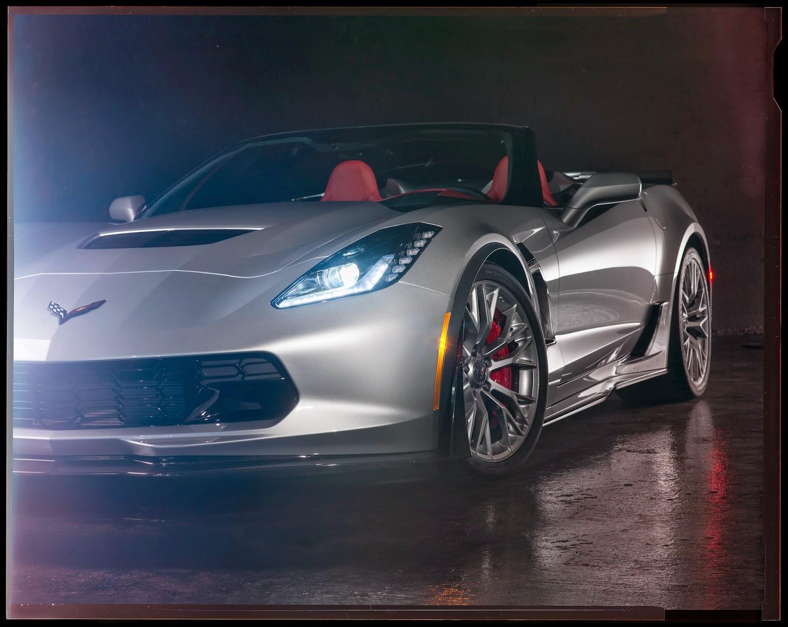 2015 Corvette Z06 Priced at $78,995