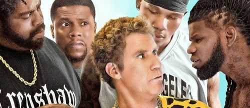 Get Hard Red Band Trailer and New Posters