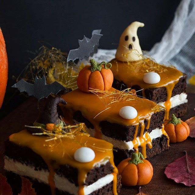 Пирожное Halloween