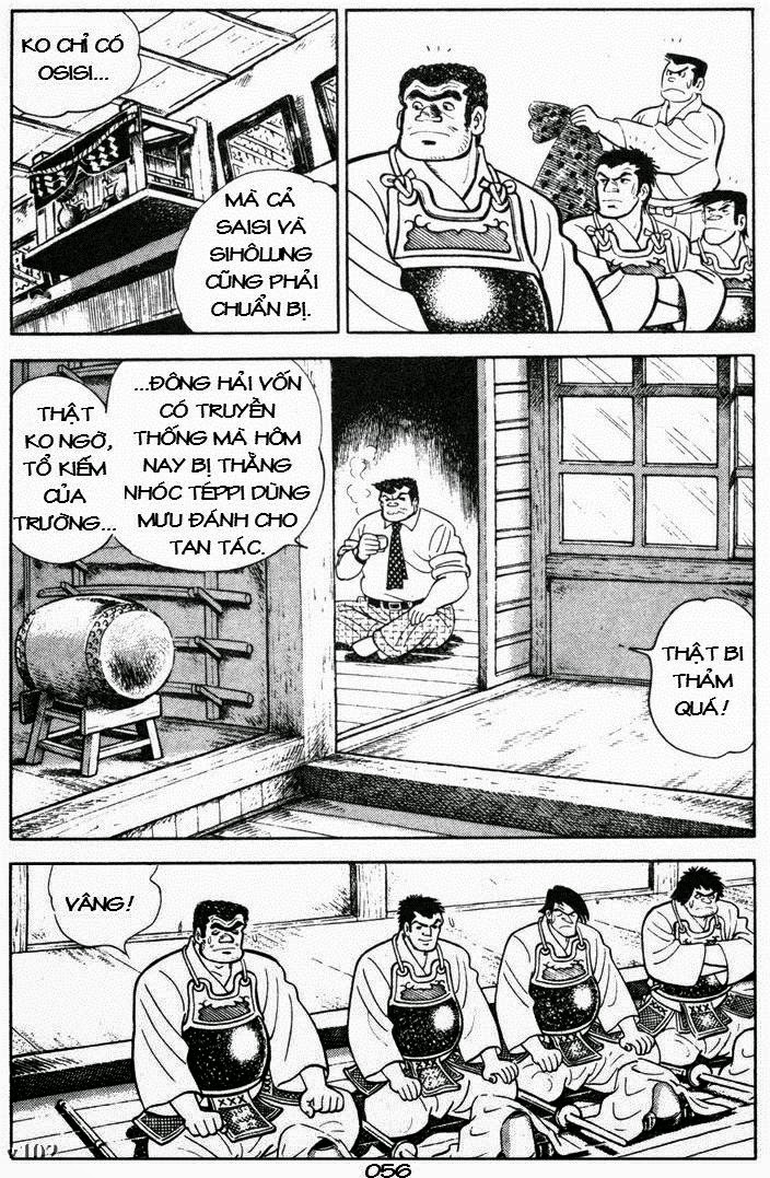 Siêu quậy Teppi chap 90 - Trang 11