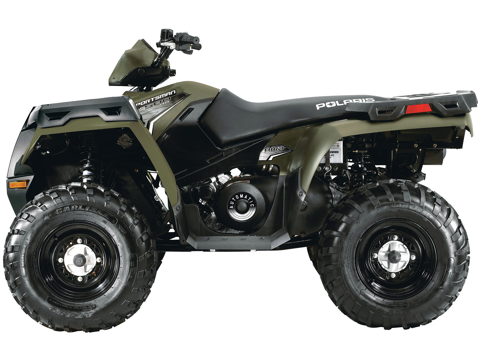 2012 Polaris Sportsman 500HO ATV Insurance Information