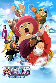 One Piece Filme 3 - O reino de Chopper na ilha dos estranhos animais!