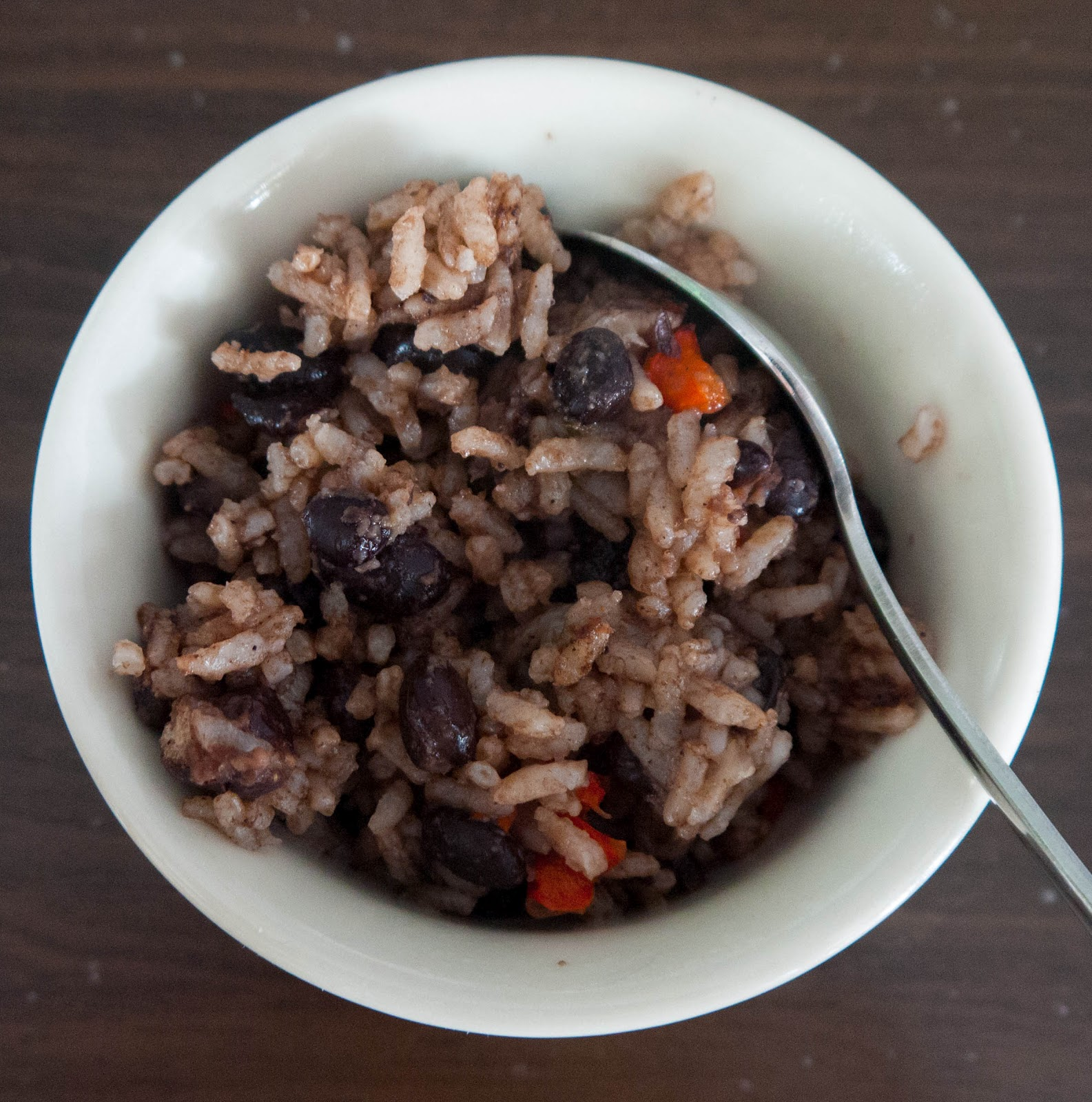 ... Codex: Side or Entree: Arroz Congri (Cuban Rice and Black Beans