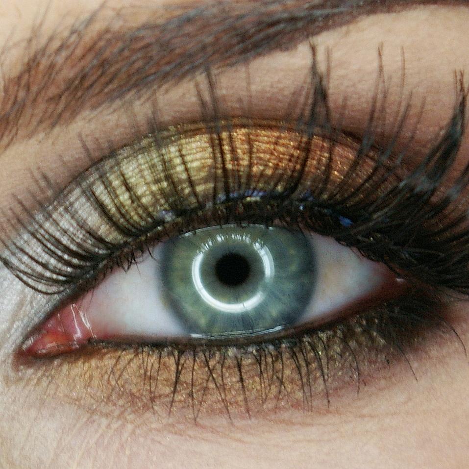 Kosmetyczne Remedium Okiem Klau Sylwestrowy Makijaż