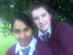 Naayema agus Rachel-Maria!