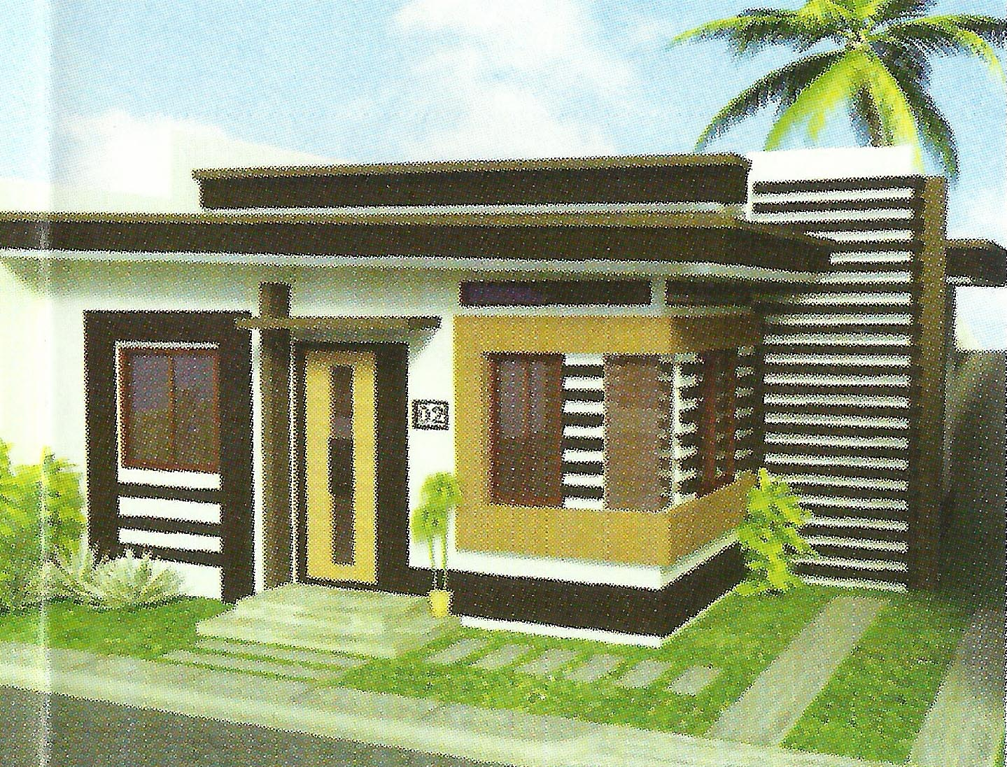 One Storey House Design Philippines