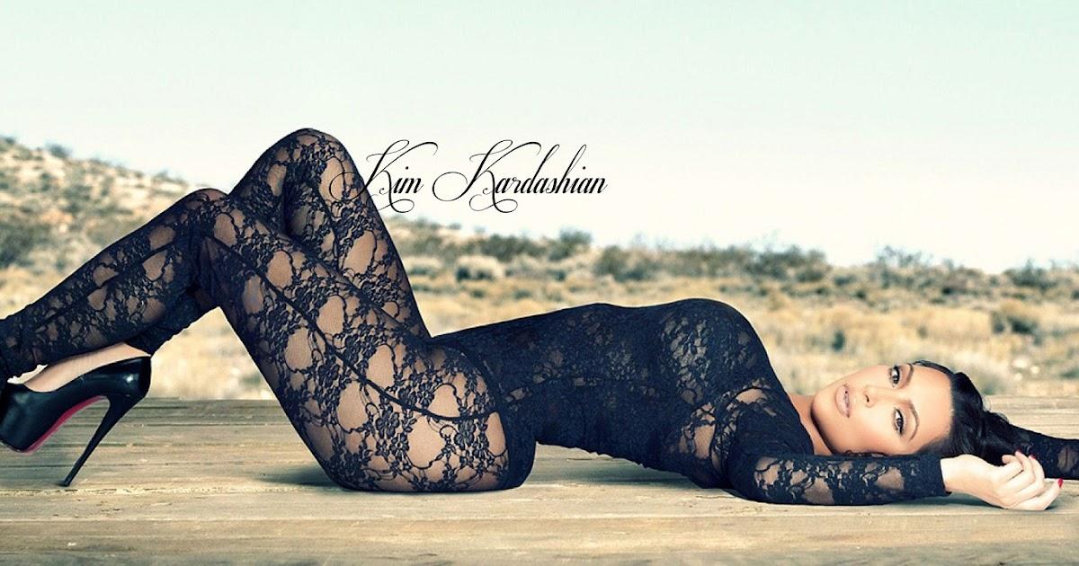 Kim Kardashian Hot Latest HD Wallpaper 2013