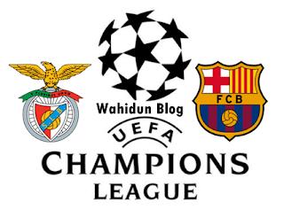 Prediksi Skor Benfica Vs Barcelona 3 Oktober 2012 [ www.Up2Det.com ]