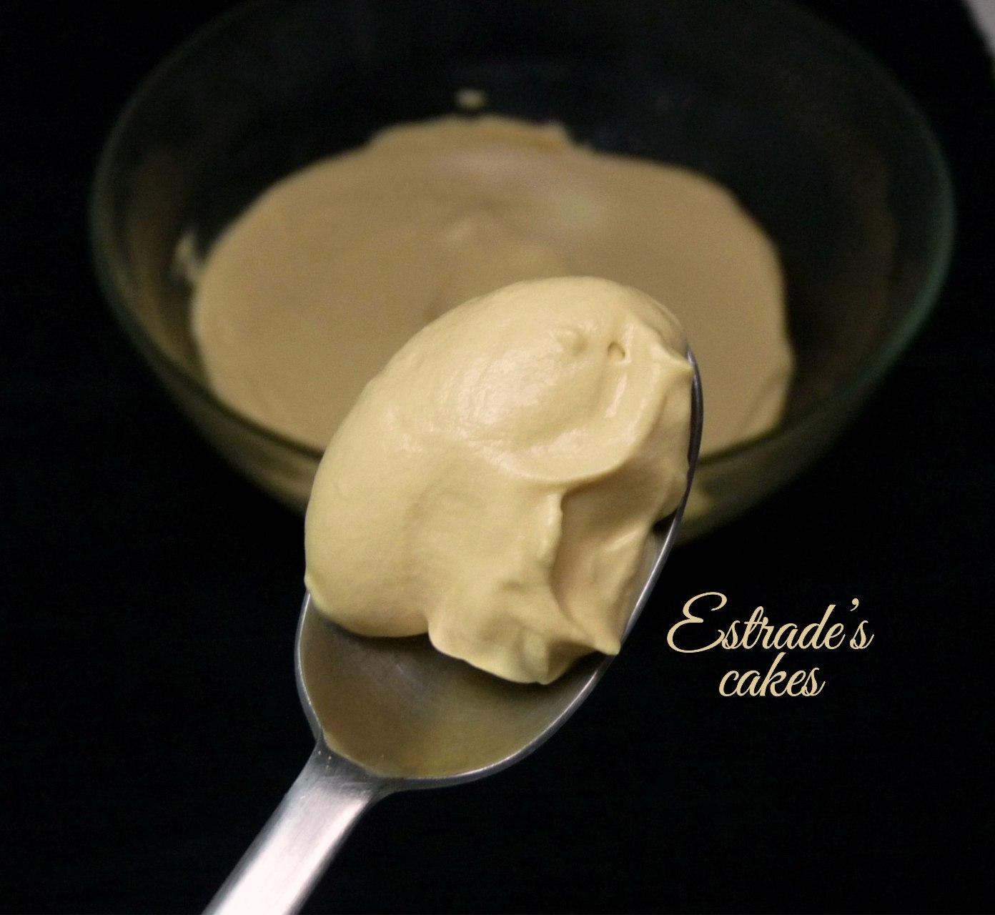 receta de crema sabor Werther - 2