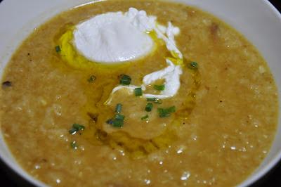 Slice of Rice: Sopa de Ajo (Garlic Soup)