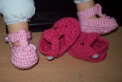 Free Crochet Pattern T Strap Booties : Free Crochet Patterns By Cats-Rockin-Crochet