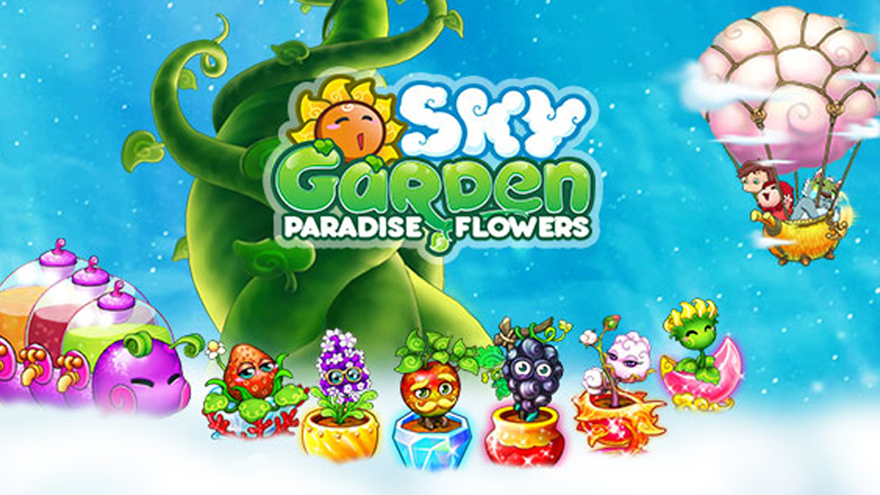 Sky Garden : Paradise Flowers