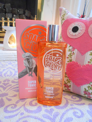 Soap & Glory: Orangegasm Super Tonic