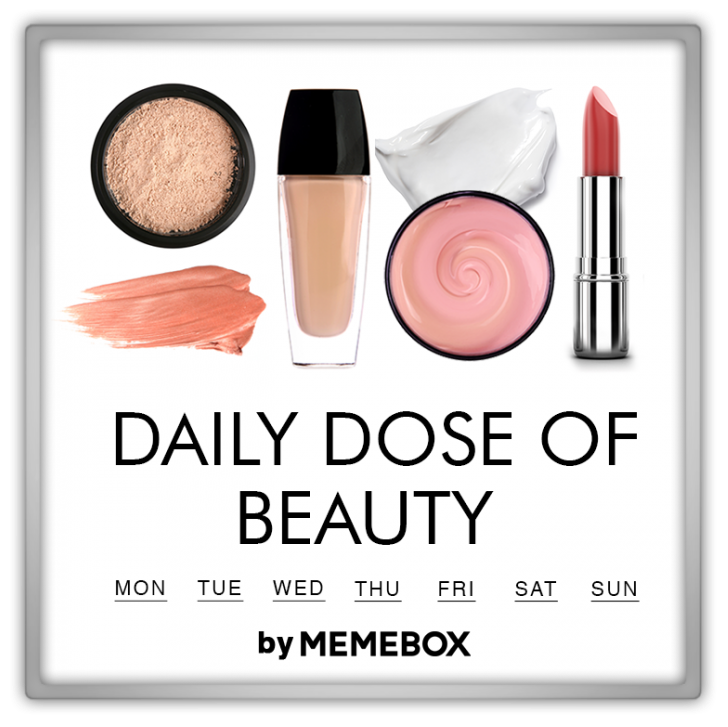 memebox Superbox 48 Daily Dose of Beauty 미미박스 Commercial