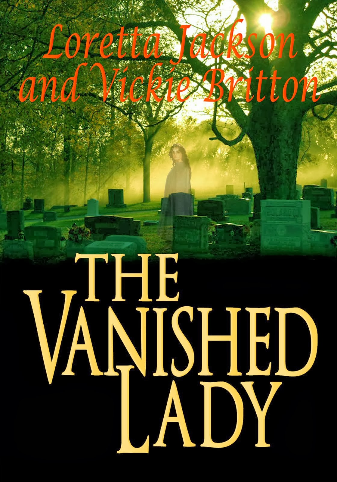 Print Copies of The Vanished Lady