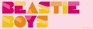 Beastie Boys Disco Logo Sticker