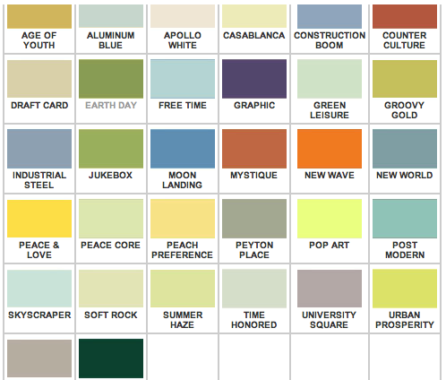 Current Paint Colors Fascinating Of Mid Century Modern Exterior Paint Colors Image