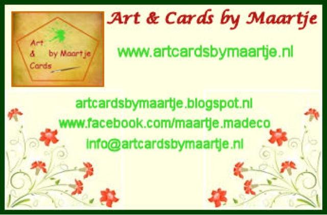 Art & Cards by Maartje