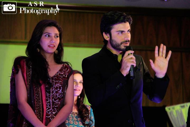Fawad Afzal Khan and Mahira Khan Askari were recently in New Brunswick    Fawad Khan And Mahira Khan New Drama 2013