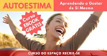 Curso / Ebook GRÁTIS do Curso de Autoestima