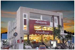 new restaurants in Coimbatore