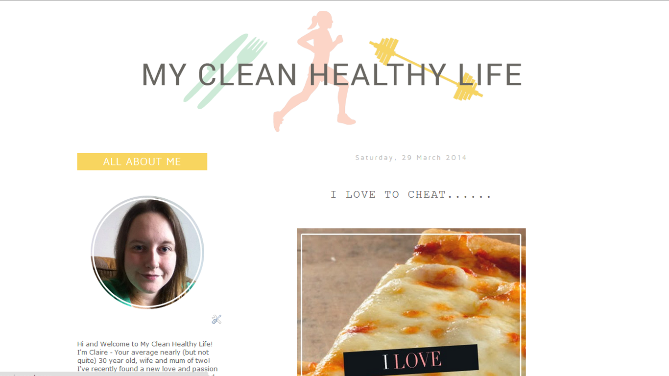 New blog design