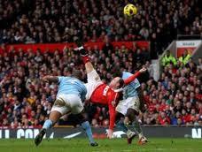Wayne Rooney Fantastic Goal