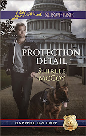 Book Giveaway Protection Detail by Shirlee McCoy