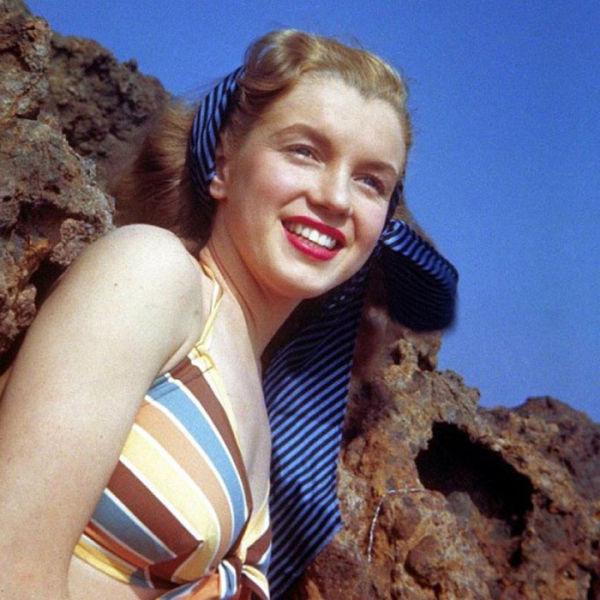 When Marilyn Monroe was Norma Jeane