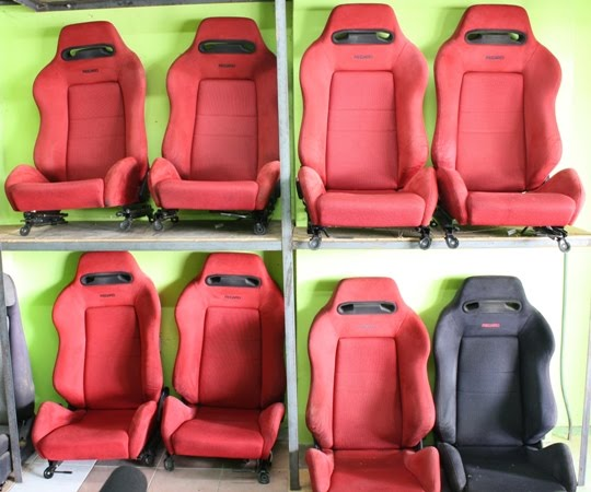 Dingz Garage: Seat Recaro Honda Integra DC2 Type R