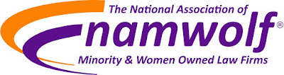 We are a member of the National Association of Minority & Women Owned Law Firms