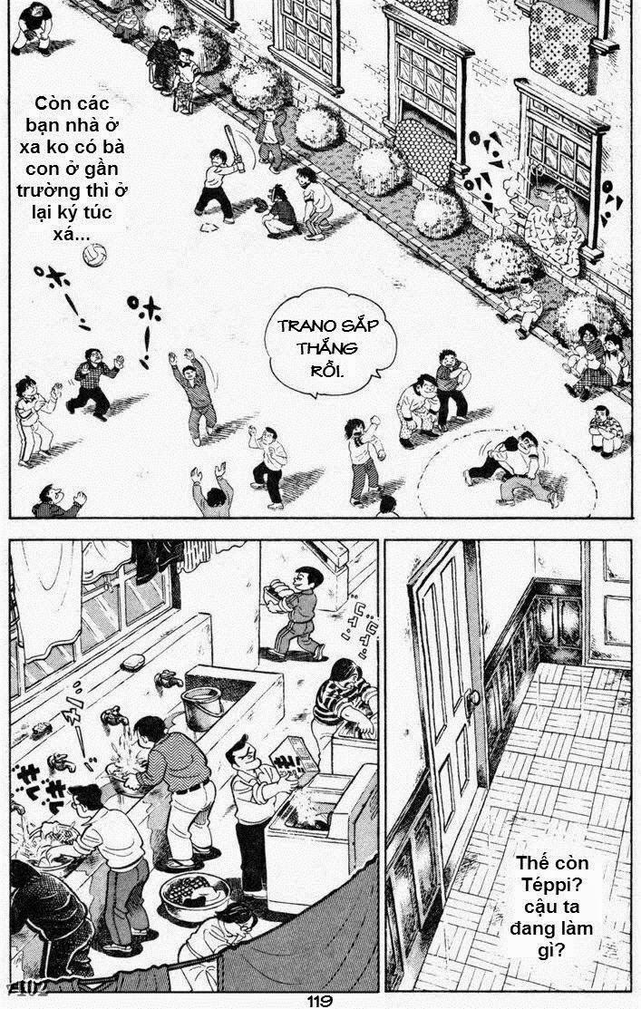 Siêu quậy Teppi chap 95 - Trang 29