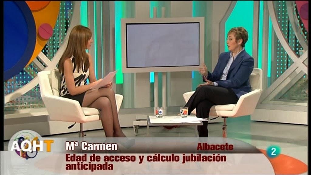 MARIA JOSE MOLINA, AQUI HAY TRABAJO (12.12.13)
