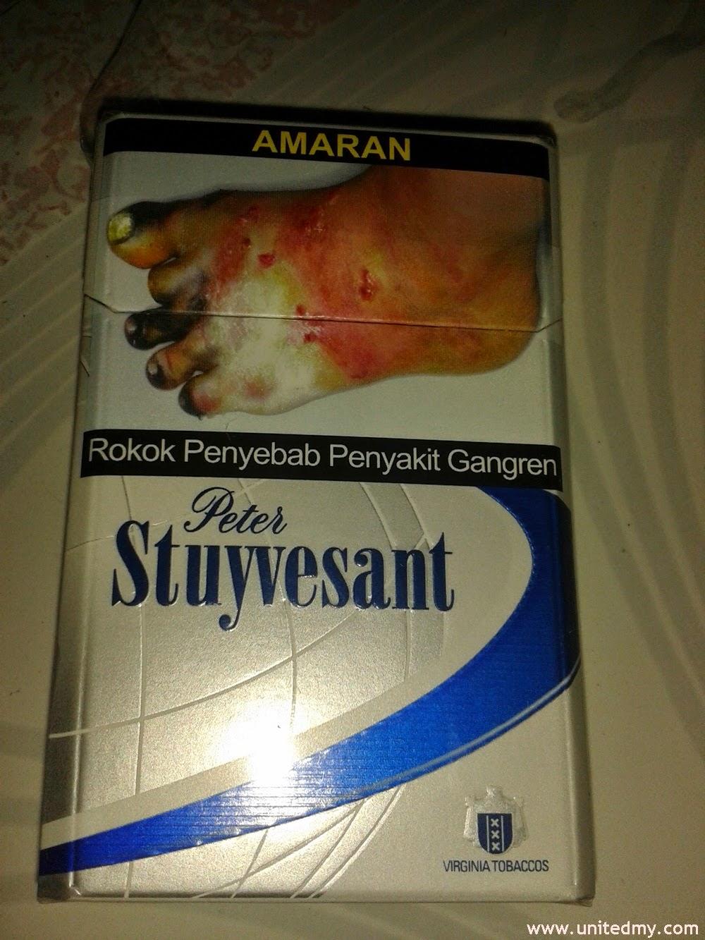 Stuyvesant cigarette