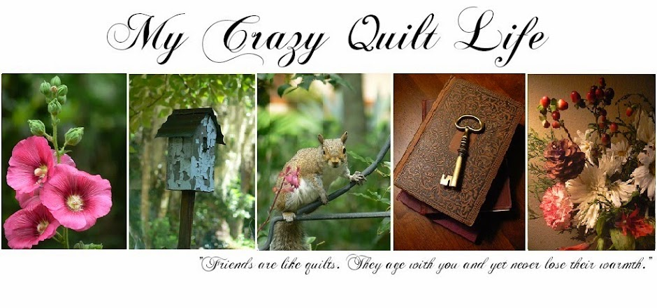 My Crazy Quilt Life