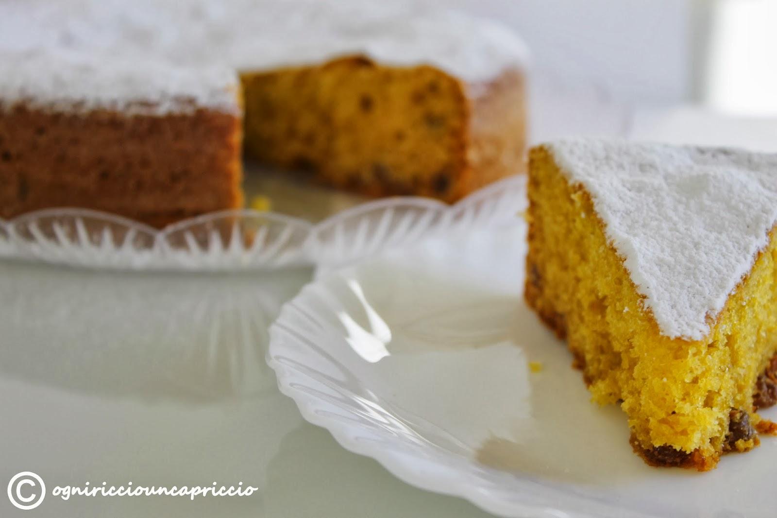 torta alternativa, buona e light