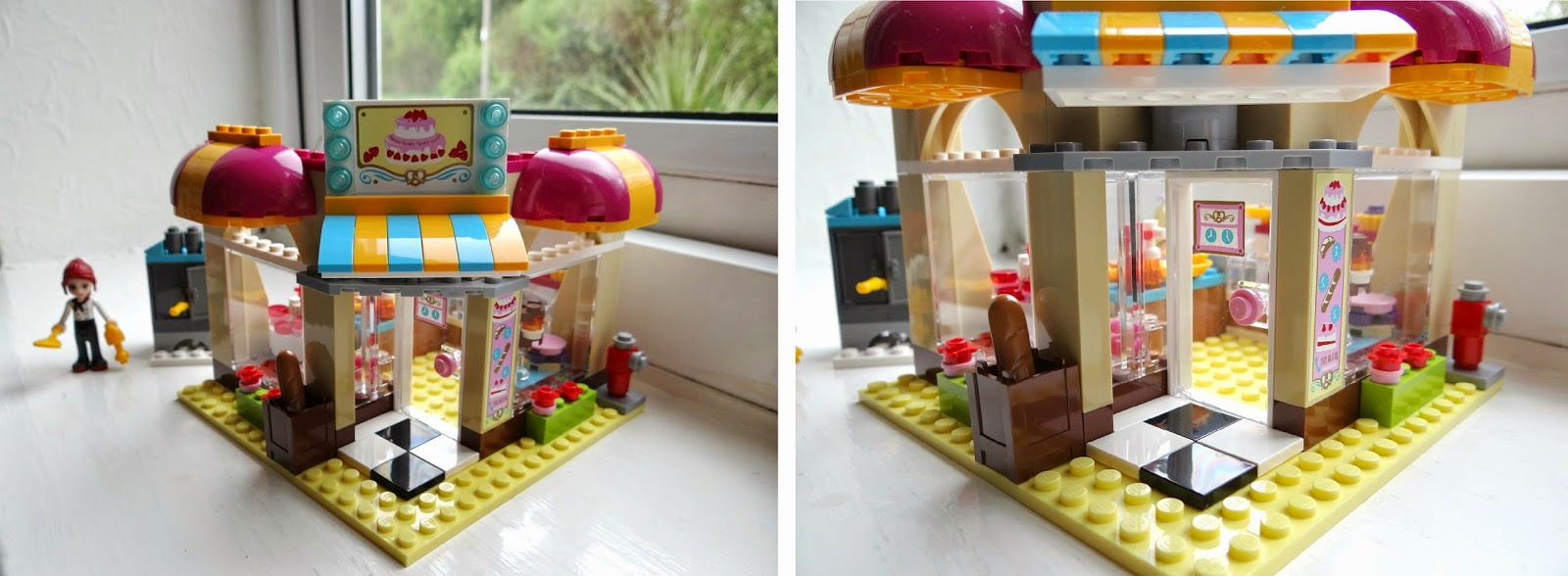 LEGO Friends, LEGO Friends Downtown Bakery