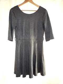 Everything 5 Pounds Grey Skater Dress