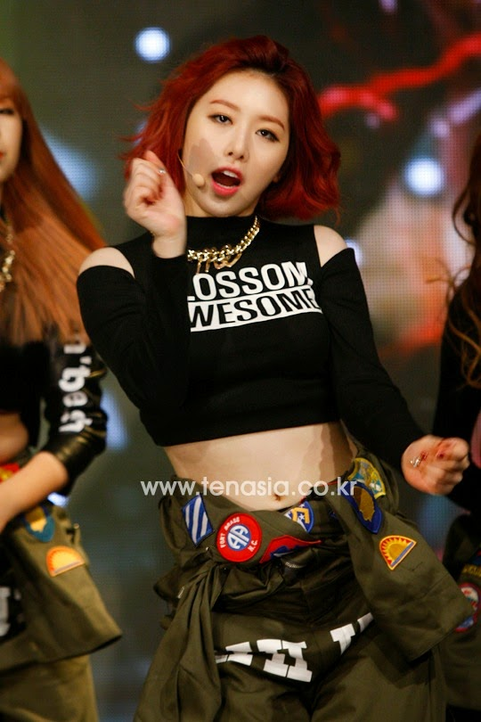Sonamoo Showcase Euijin