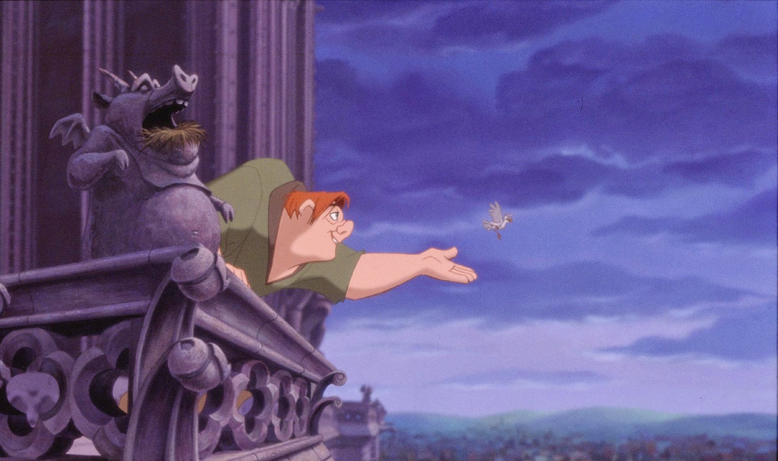 the evil in the hunchback of notre dame However, disney feared that an evil priest wouldn't sit well with christian   consider this: the hunchback of notre dame was disney's 34th.