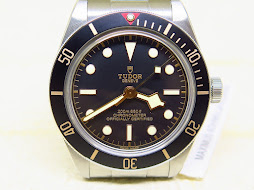 TUDOR BLACK BAY FIFTY EIGHT BLACK DIAL - AUTOMATIC TUDOR MT5402 - YEAR DEC 2018 MINT CONDITION