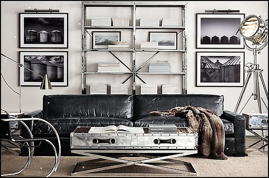 Industrial Style Decorating Ideas   Industrial Chic Decorating Decor    Gears Decor   City Living Urban