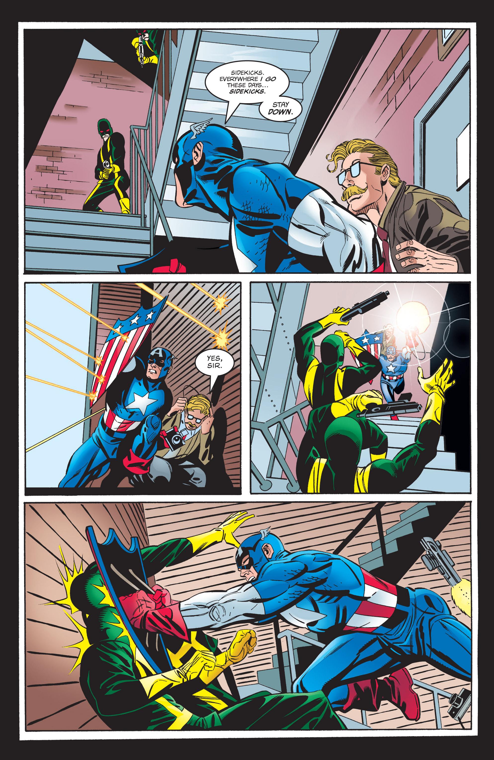 Captain America (1998) Issue #5 #8 - English 13