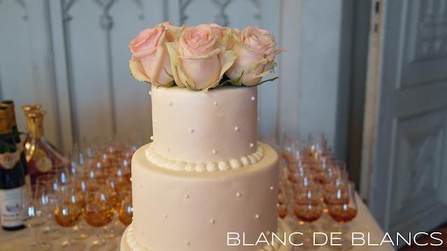Hääkakku - www.blancdeblancs.fi