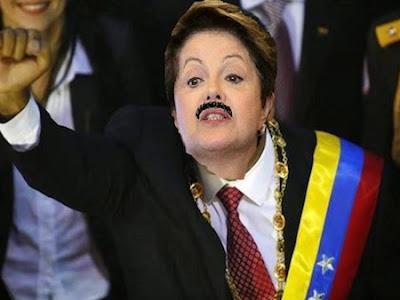 Dilma anuncia que em seu eventual segundo mandato para decretar CENSURA à imprensa